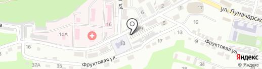 Гарант-Сервис на карте Находки