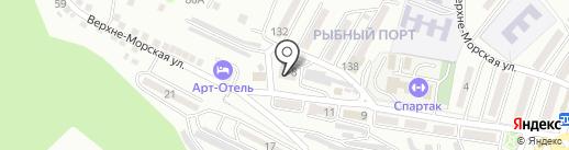 Участковый пункт полиции №4 на карте Находки