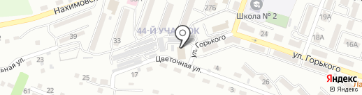 Пекарня на карте Находки