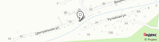 Happy Daча на карте Находки