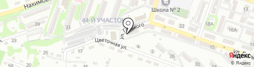 Архонт.ру на карте Находки