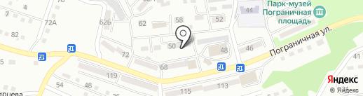 Авалон на карте Находки