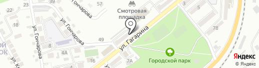 Банк ВТБ 24, ПАО на карте Находки
