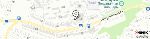 Магазин косметики на карте Находки