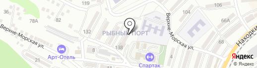 Магазин хозтоваров на карте Находки
