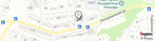 Засоня на карте Находки