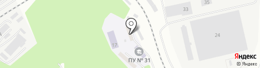 SPARTA на карте Находки