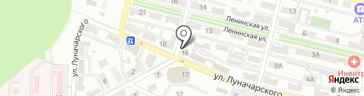 Exist на карте Находки