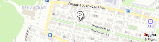 Галантерея на карте Находки