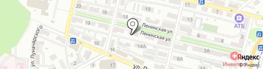 Книжный дом на карте Находки