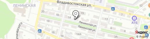 Престиж на карте Находки