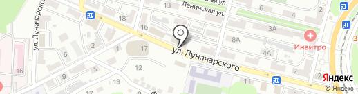 Следственный отдел г. Находки на карте Находки