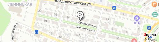 Раут-маркет на карте Находки