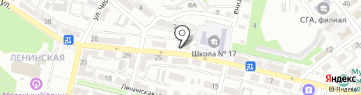 5+ на карте Находки