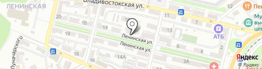 Новые окна на карте Находки