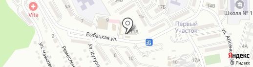 TabaсCoff на карте Находки