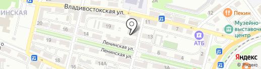 Швейка у Андрея на карте Находки
