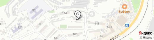 Эксклюзив на карте Находки