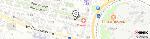 Подряд на карте Находки
