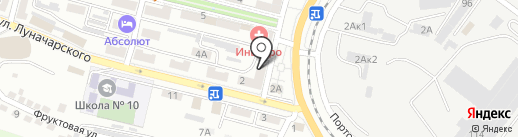 PrimWay на карте Находки