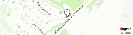 Unocafe на карте Находки