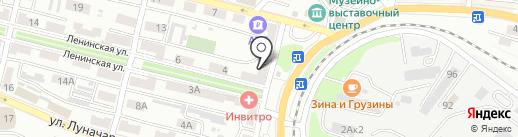 Российский профессиональный союз моряков на карте Находки