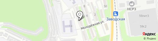 Мазер Групп на карте Находки