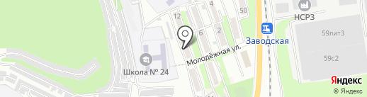 Дом на карте Находки