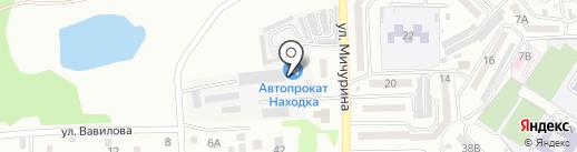 BTG-RENTAL на карте Находки