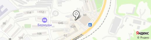 Krasikova Olga Make up studio на карте Находки
