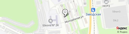 ЮниФикс на карте Находки