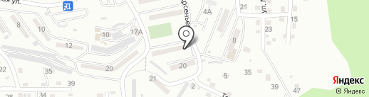 Лид-ДВ на карте Находки