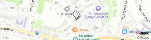 Находка на карте Находки