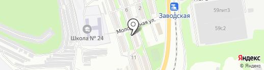 JulleKo на карте Находки