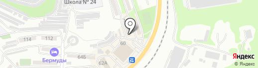 Владморсервис на карте Находки