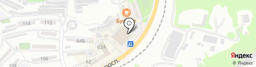 Nail Bar на карте Находки