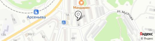 BALSAM МАРКЕТ на карте Находки