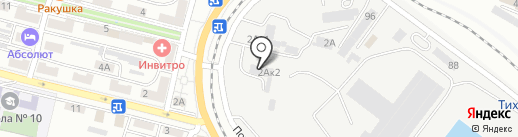 Союз образовательный центр на карте Находки