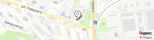 Участковый пункт полиции №5 на карте Находки