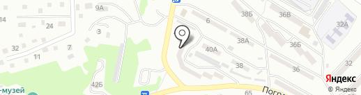 РБТ-Сервис на карте Находки