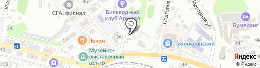 Банкомат, ББР Банк на карте Находки