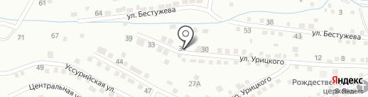 Морское сюрвейерское агентство на карте Находки
