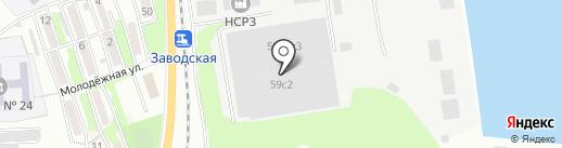 Автокурс на карте Находки
