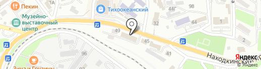 RTS LOGISTIC на карте Находки