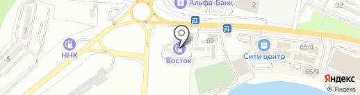 Бизнес-Партнер на карте Находки