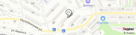 50 сортов на карте Находки
