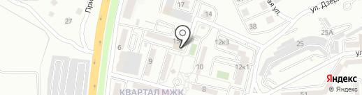 Школа моды и стиля Елены Остяковой на карте Находки