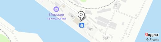 Русская Полимерная Компания Находка на карте Находки