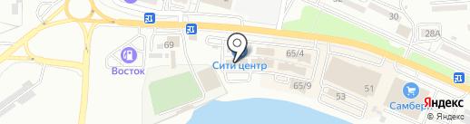 Acoola на карте Находки