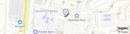 Сервис Систем Безопасности на карте Находки